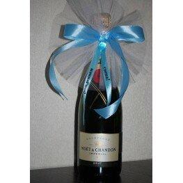 Бант для Шампанского (голубой)
