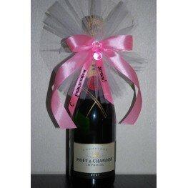 Бант для Шампанского (розовый)